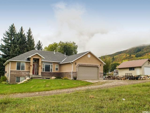 4815 N 3000 E, Liberty, UT 84310 (#1484754) :: Keller Williams Legacy
