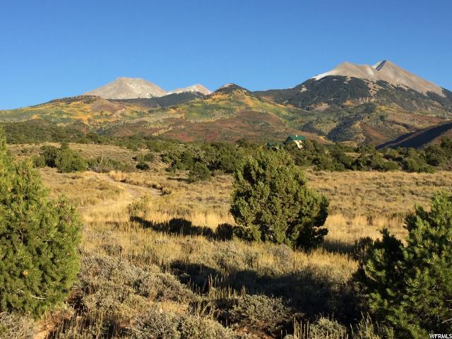 4 E Brumley Ridge Ranch Rd, Moab, UT 84532 (#1484802) :: Exit Realty Success