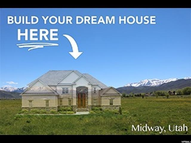 465 S 300 E, Midway, UT 84049 (MLS #1486332) :: High Country Properties