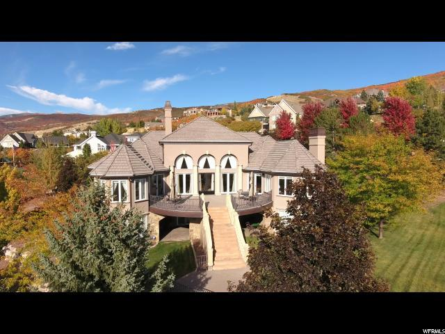 1714 E Ridge Point Dr S, Bountiful, UT 84010 (#1486568) :: Colemere Realty Associates