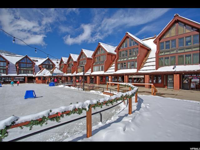 1415 Lowell Ave #256, Park City, UT 84060 (#1487389) :: Bustos Real Estate | Keller Williams Utah Realtors