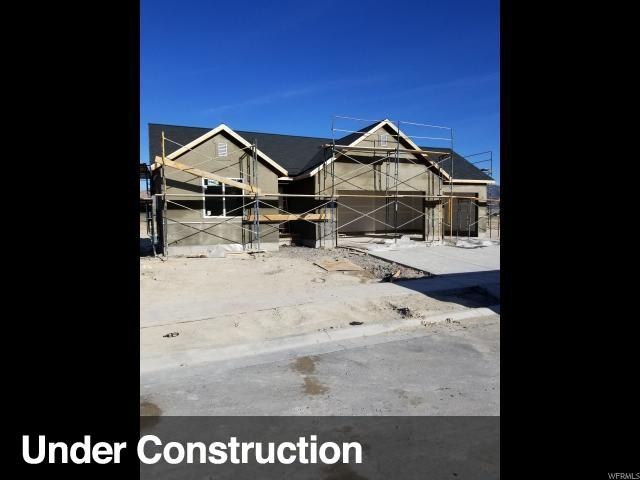 4874 N Goosefoot Dr E #44, Eagle Mountain, UT 84005 (#1487983) :: Red Sign Team