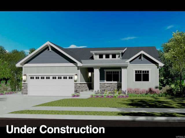 471 N 300 W Lot 8, Heber City, UT 84032 (MLS #1488628) :: High Country Properties