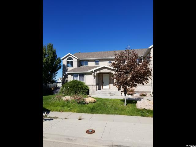 7894 W Bridgton Dr, Magna, UT 84044 (#1490362) :: The Fields Team