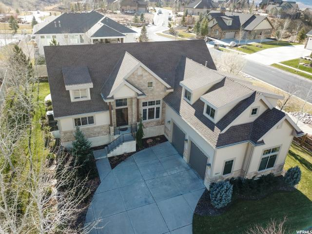 5865 Belmont Dr, Mountain Green, UT 84050 (#1490784) :: Home Rebates Realty