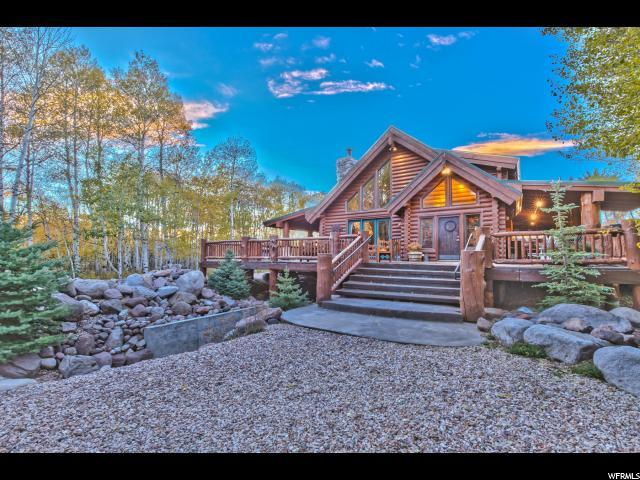 10720 E Spring Crk, Heber City, UT 84032 (MLS #1491516) :: High Country Properties
