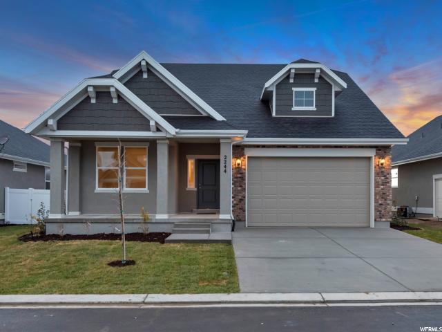 2244 W Autumn Dr #19, Mapleton, UT 84664 (#1492007) :: The Utah Homes Team with HomeSmart Advantage