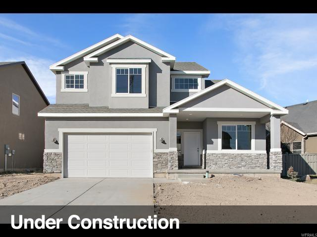 8401 N Western Gailes Dr., Eagle Mountain, UT 84005 (#1492574) :: Exit Realty Success