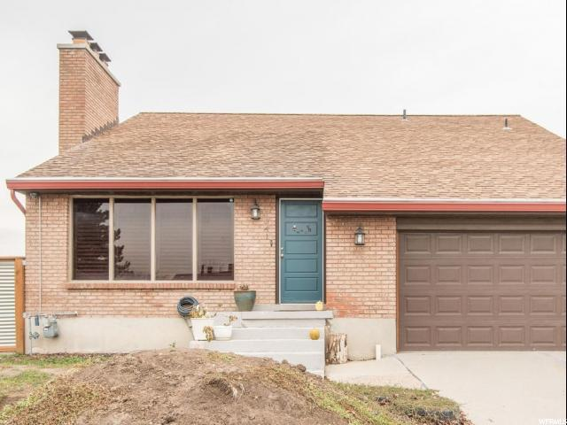1341 W Hawksbill Dr S, Taylorsville, UT 84123 (#1492986) :: Eccles Group