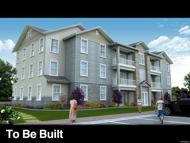 1128 S 820 E #10202, Heber City, UT 84032 (MLS #1493133) :: High Country Properties