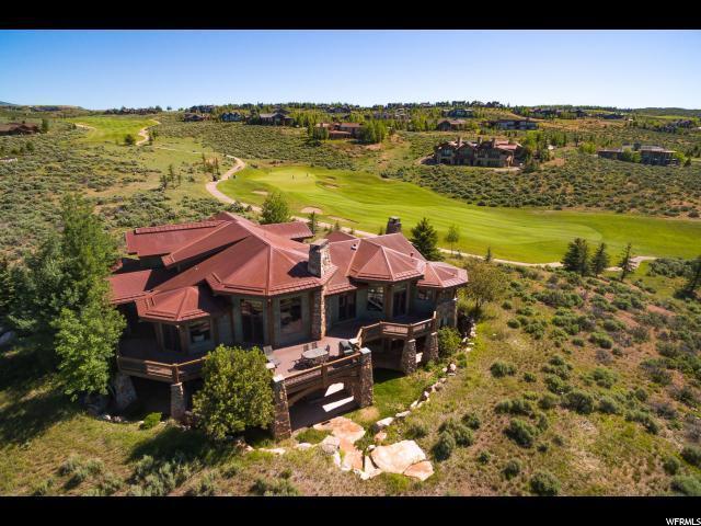 7580 N West Hills Trl #29, Park City, UT 84098 (MLS #1494135) :: High Country Properties