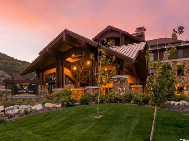 2100 Frostwood Blvd #6102, Park City, UT 84098 (#1494322) :: Powerhouse Team | Premier Real Estate