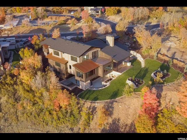 820 S Summit  Creek Dr, Woodland Hills, UT 84653 (#1495025) :: Exit Realty Success