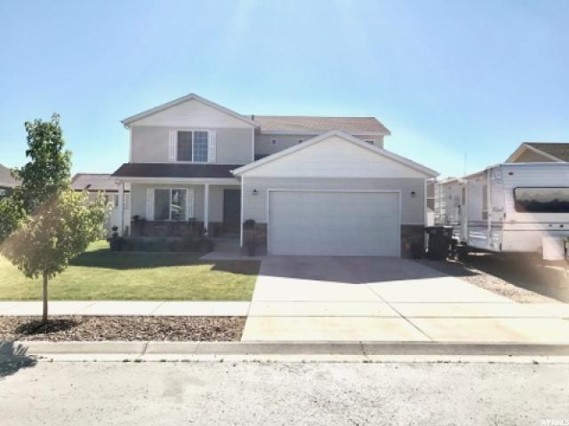 3827 S 330 W, Vernal, UT 84078 (#1495313) :: goBE Realty