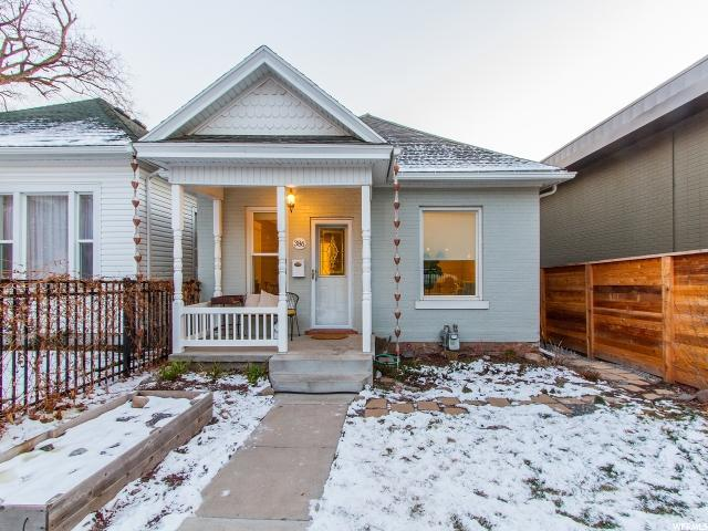 386 E 8TH Ave, Salt Lake City, UT 84103 (#1496424) :: Colemere Realty Associates