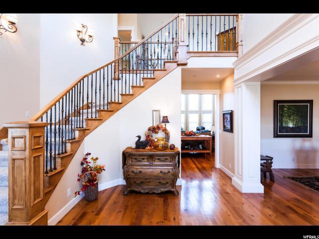 1250 Hidden Creek Ln, Heber City, UT 84032 (MLS #1497037) :: High Country Properties