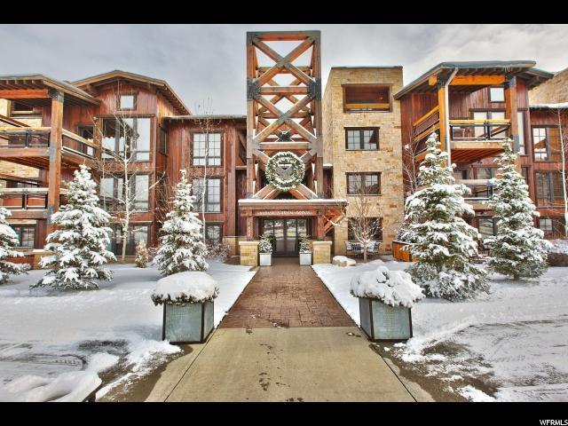 2880 Deer Valley Drive East #6123, Park City, UT 84060 (#1497482) :: The Fields Team