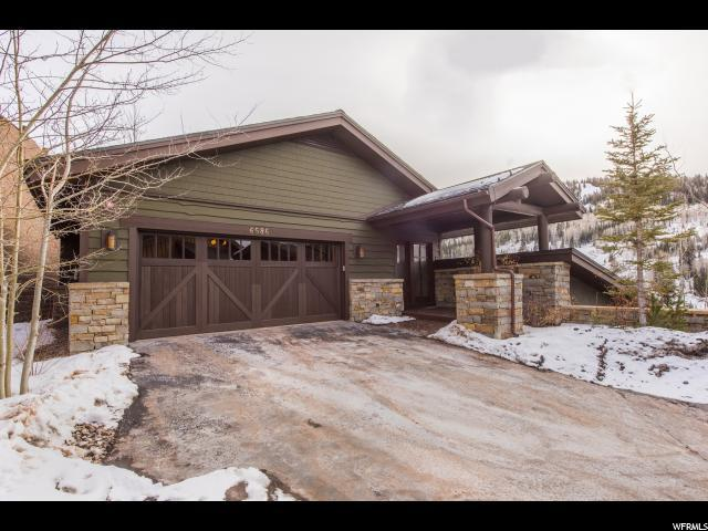 6586 Lookout Dr #15, Park City, UT 84060 (#1497969) :: The Fields Team