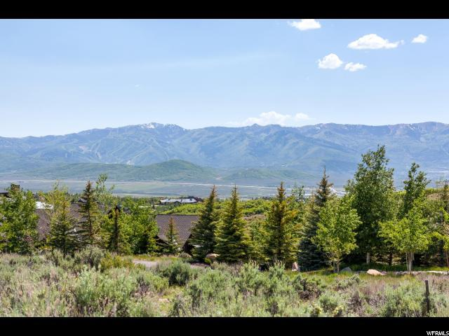 8654 N Marmot Cir, Park City, UT 84098 (#1498628) :: The One Group