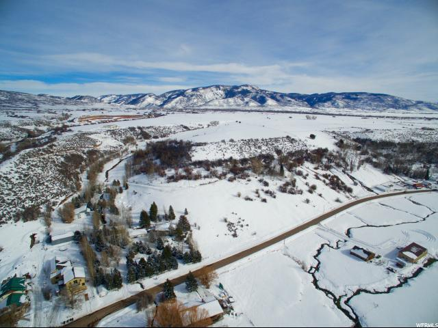 5320 N Wooden Shoe, Peoa, UT 84061 (MLS #1498717) :: High Country Properties