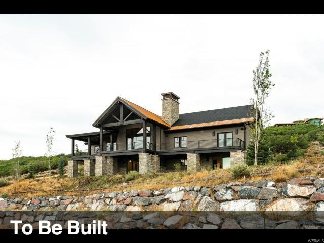 7819 N Moon Dog Ct, Park City, UT 84098 (MLS #1499087) :: High Country Properties