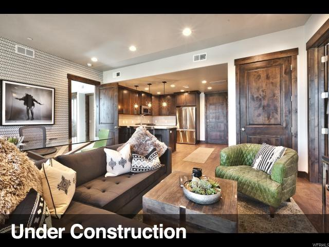 3751 Blackstone Dr 1G, Park City, UT 84098 (MLS #1500149) :: High Country Properties