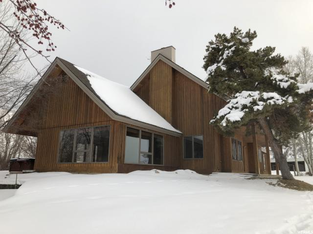 44 Happy Valley Ln, Afton, WY 83110 (#1500878) :: The Fields Team