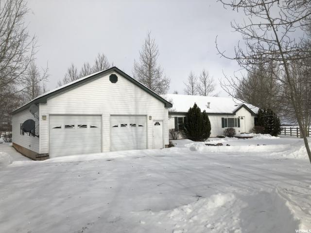 243 Elk Run Ln, Afton, WY 83110 (#1500896) :: The Fields Team