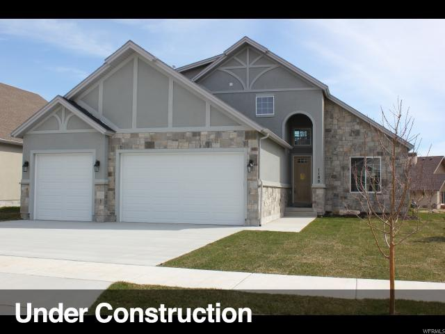 1188 N Canyon View Rd W #12, Midway, UT 84049 (#1501053) :: Eccles Group