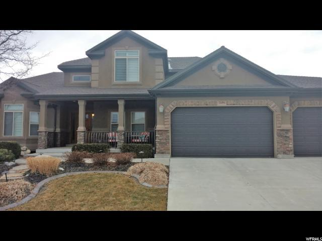 13496 S Wild Brook Dr, Riverton, UT 84065 (#1501184) :: Bustos Real Estate | Keller Williams Utah Realtors