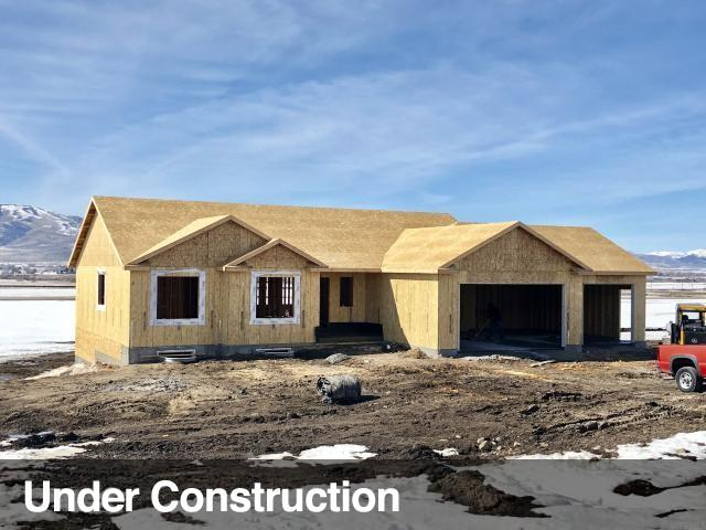 13825 N 3100 W, Collinston, UT 84306 (#1501607) :: Big Key Real Estate