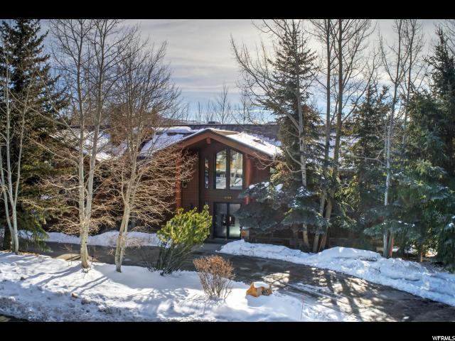 3390 Sun Ridge Dr, Park City, UT 84060 (#1501985) :: Big Key Real Estate