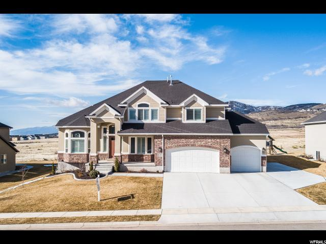 12349 N Lighthouse Dr W, Highland, UT 84003 (#1502349) :: Exit Realty Success