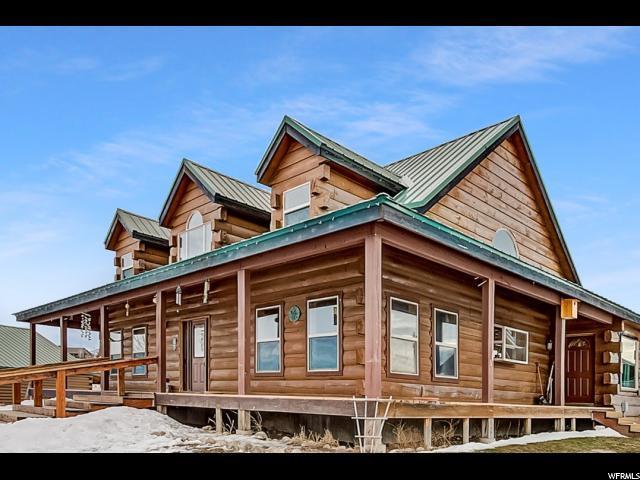 1809 S West Hoytsville Rd, Coalville, UT 84017 (MLS #1502813) :: High Country Properties