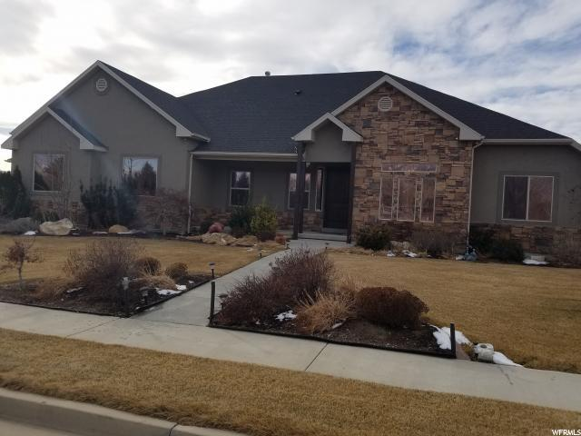 9651 N Eagleview Cir W, Highland, UT 84003 (#1503539) :: The Utah Homes Team with iPro Realty Network