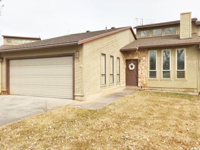 3 W Ashley Park Dr N, Vernal, UT 84078 (#1503897) :: Bustos Real Estate | Keller Williams Utah Realtors