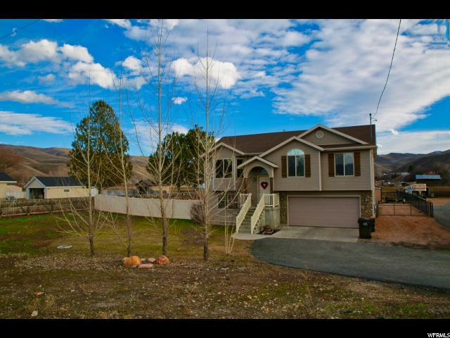 118 E Main N, Henefer, UT 84033 (MLS #1504568) :: High Country Properties