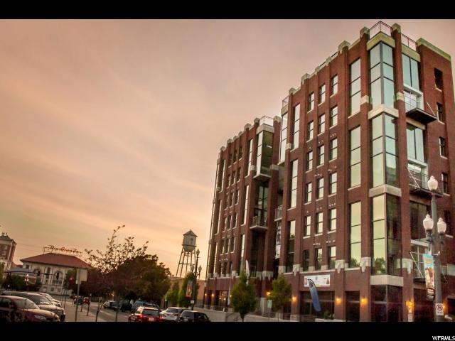 360 W 300 S #613, Salt Lake City, UT 84101 (#1504951) :: Bustos Real Estate | Keller Williams Utah Realtors