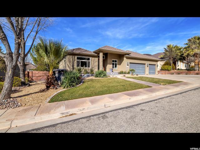 1036 W Shadow Point Dr S #194, St. George, UT 84770 (#1505521) :: Red Sign Team