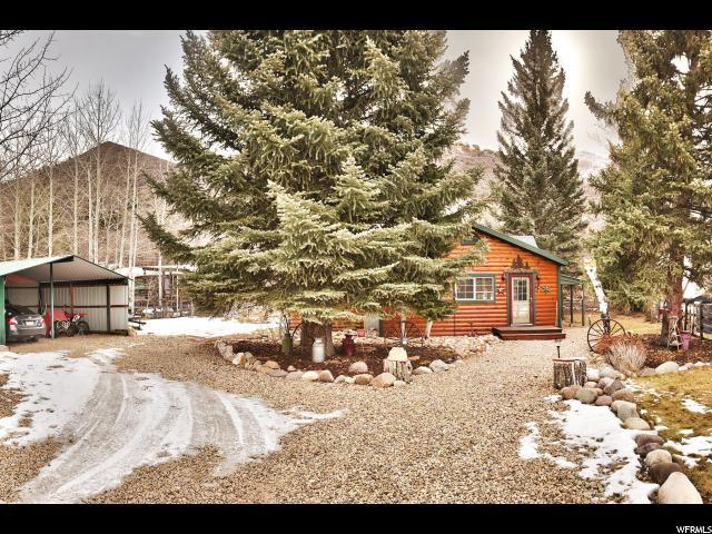 1444 E River Ln N, Oakley, UT 84055 (MLS #1505754) :: High Country Properties