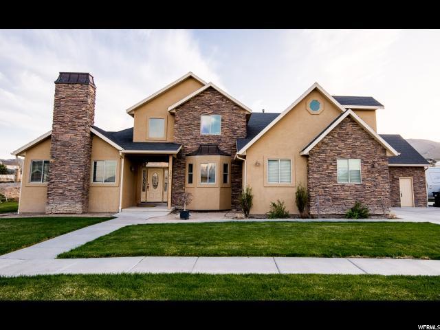 3901 S Beacon Dr E, Saratoga Springs, UT 84045 (#1507074) :: Exit Realty Success