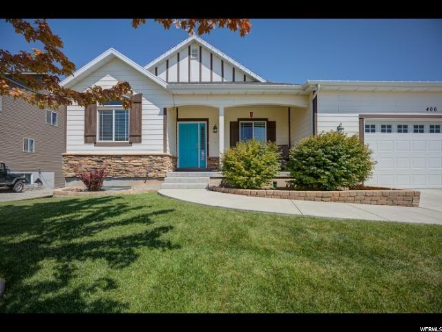 406 W 3775 S, Vernal, UT 84078 (#1507661) :: goBE Realty