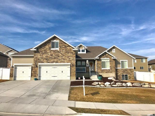 4122 W Deep Dell Dr, South Jordan, UT 84009 (#1508202) :: RE/MAX Equity