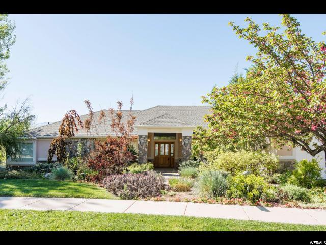 204 E Ensign Vista Dr N, Salt Lake City, UT 84103 (#1509089) :: Action Team Realty