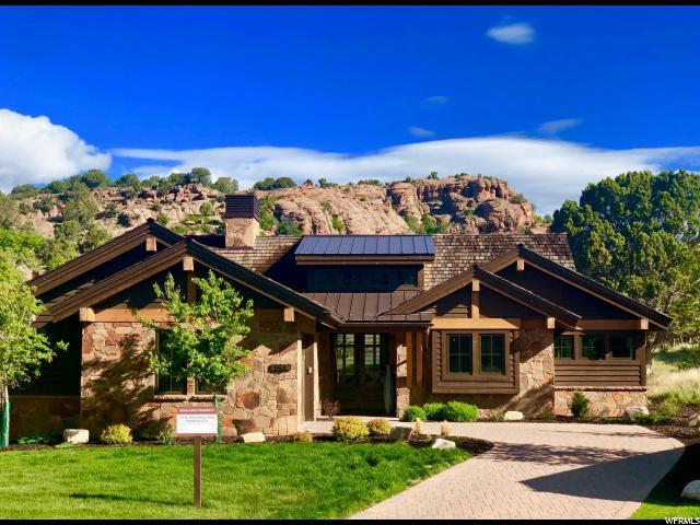 153 N Club Cabins Ct Cc-6, Heber City, UT 84032 (#1509109) :: RE/MAX Equity