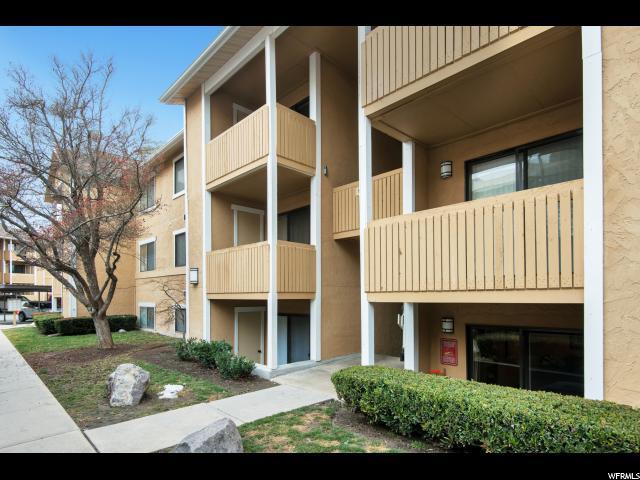 1285 E Ridge Meadow Ln S 8I, Cottonwood Heights, UT 84047 (#1509874) :: Bustos Real Estate | Keller Williams Utah Realtors