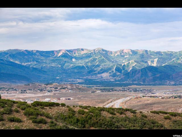8511 N Promontory Rock Rd, Park City, UT 84098 (MLS #1510299) :: High Country Properties