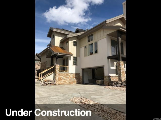 574 W Heritage Way 20-C, Heber City, UT 84032 (MLS #1510761) :: High Country Properties