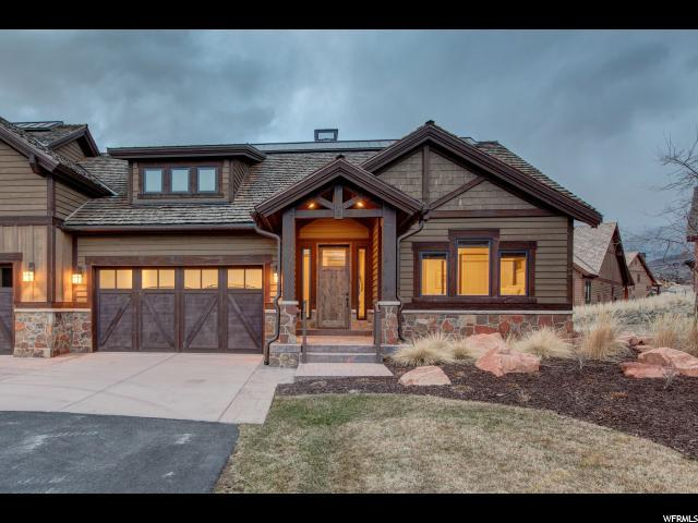 1623 E Abajo Peak Ct Tv-5, Heber City, UT 84032 (#1510961) :: RE/MAX Equity
