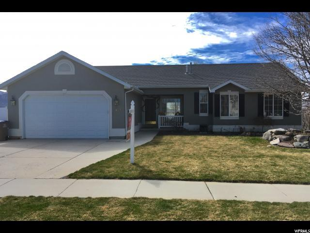 883 W Stephens View Way, Draper, UT 84020 (#1511097) :: Red Sign Team